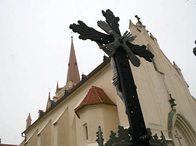 Dříve samostatná vesnička Konice patří od roku 1980 ke Znojmu.