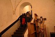 Noc kostelů ve Znojmě.
