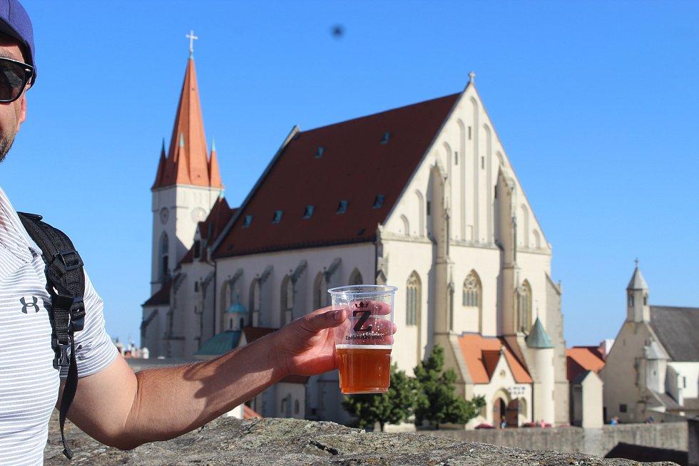 Oslavy 300 let znojemského pivovaru