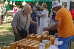 V pátek před hlavní poutí připravili pořadatelé v Mašůvkách druhý ročník řemeslného jarmarku.