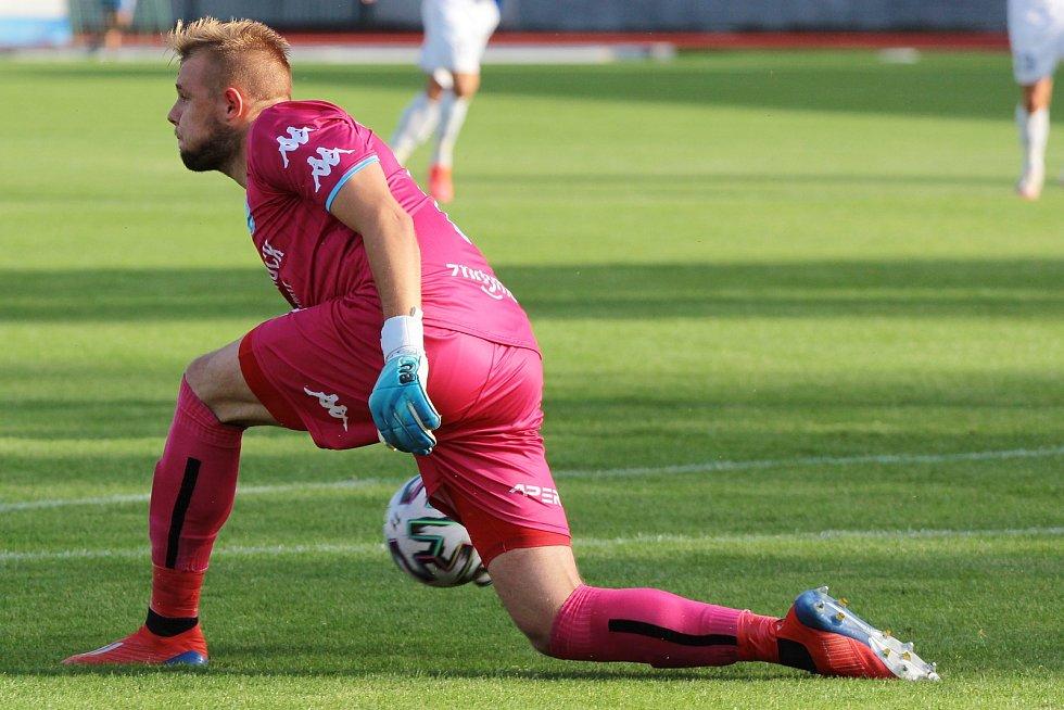 Fotbalisté Znojma ve středu porazili Otrokovice 3:1. Už v sobotu vyzvou B-tým Slovácka.