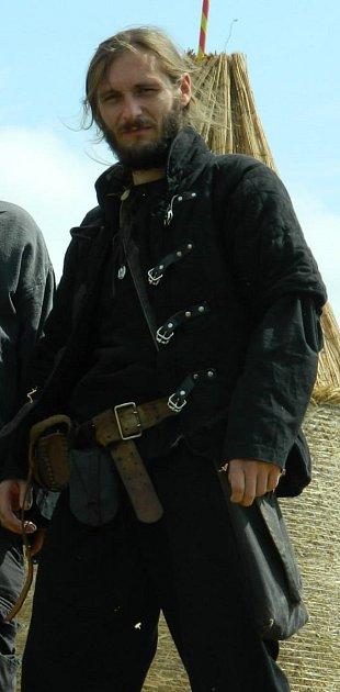 Již třináctým rokem pořádá Lukáš Dub Dubec larpovou bitvu a festival dřevárny Helmáč.
