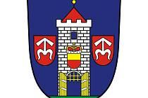 Znak Moravského Krumlova. Ilustrační foto.