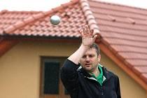 Turnaj v petanque O putovní pohár Vladimíra Železného.