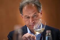 Mezinárodní soutěž vín Vinagora, která se konala v Budapešti.
