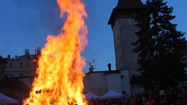 Organizátoři ze Znojemské Besedy připravili i letos program u příležitosti pálení čarodějnic.