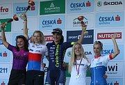 Pátý ročník Znojmo Burčák tour 2018 jel rekordní počet účastníků.