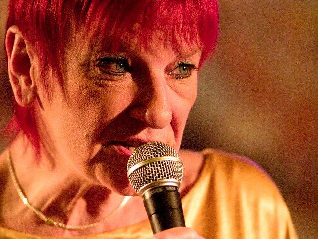 Jana Koubková patří k nejuznávanějším jazzovým interpretkám.