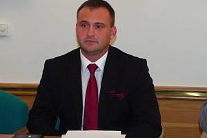 Znojemský starosta Jan Grois.