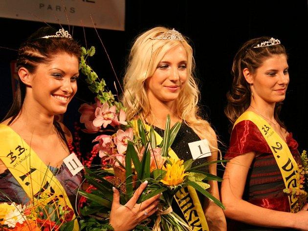 Miss Znojmo 2007