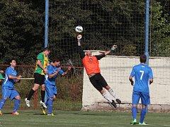Fotbalisté Moravského Krumlova vstoupili do nové sezony prohrou s Ráječkem.