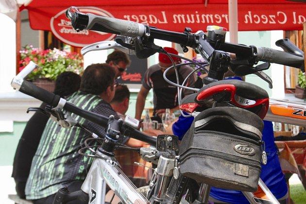 Bicykly, samé bicykly.