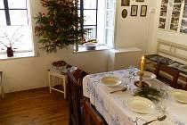 Petrovická doškovice otevřela i o vánocích.