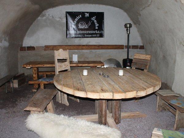 Budoucí pivovárek při Pivnici uŠneka již má většinu potřebného vybavení pro vaření piva připravenou.