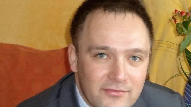 Místostarosta Znojma Jan Fiala (ANO).