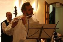 Úvodní koncert znojemského jazzového festivalu 08