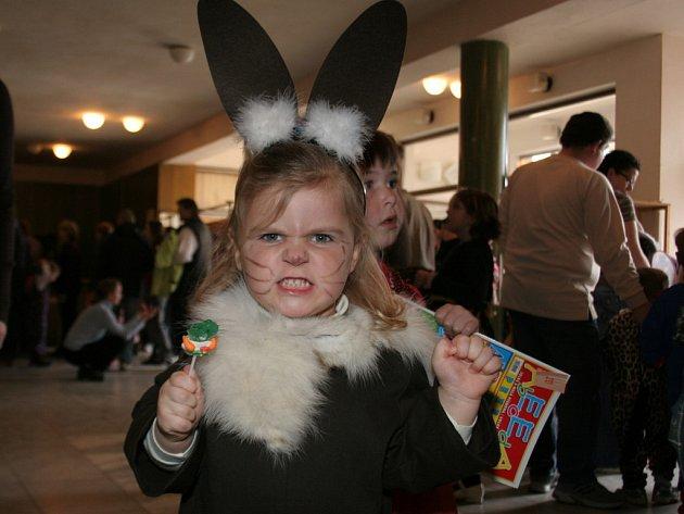 Dětský karneval v Hodonicích