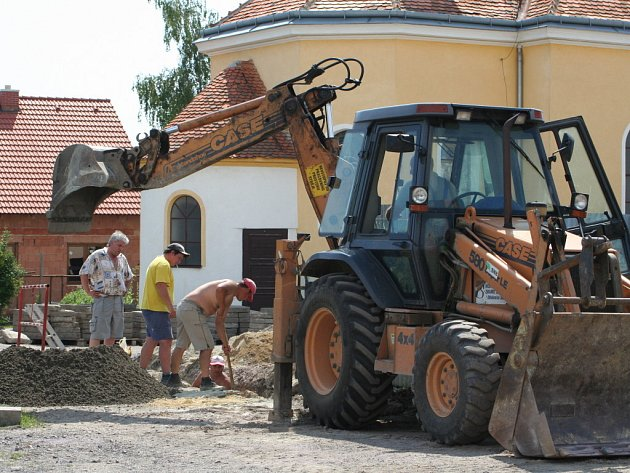 Kuchařovice. Ilustrační fotografie