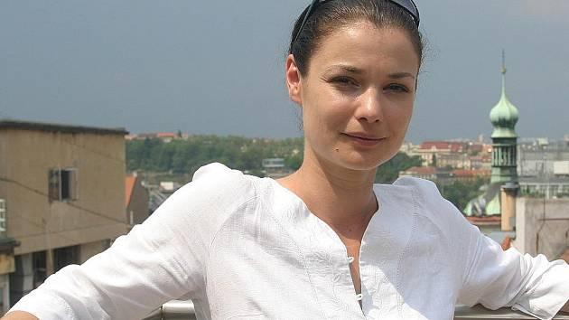 Herečka a znojemská rodačka Martina Válková – Preissová.
