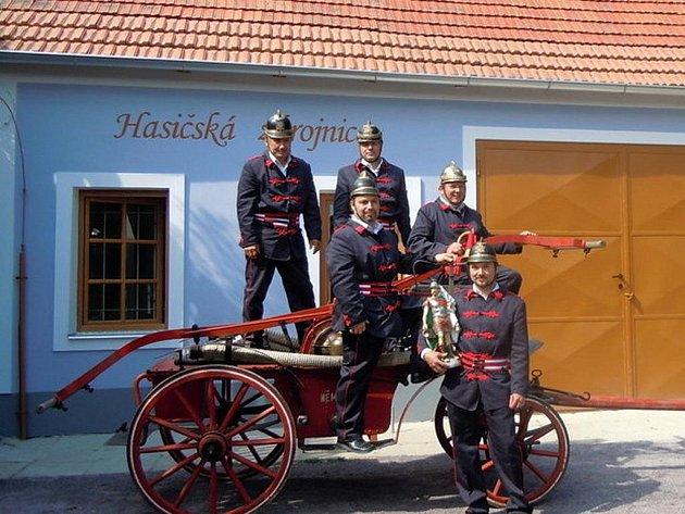 Němčičky získaly svůj název po neměckém obyvatelstvu, které zde žilo.