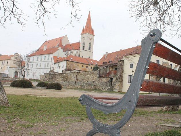 Lokalitu zvanou Kára na starém městě chce vedení Znojma postupně revitalizovat.