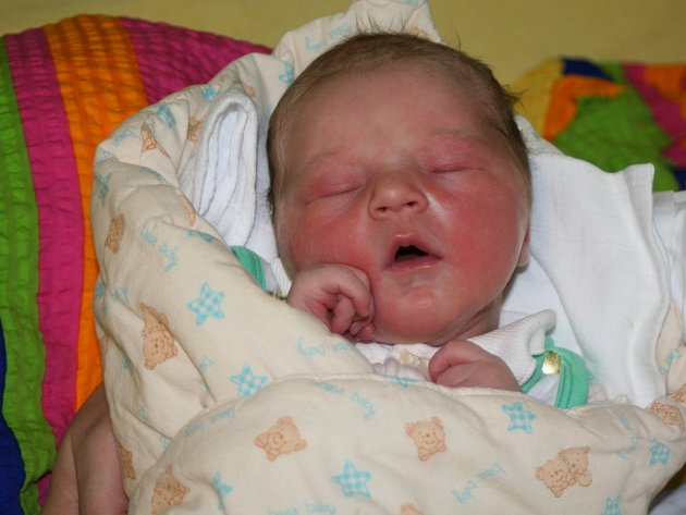 Ema Berenika Michalicová, 51cm, 3740g, 15.12.2008, Znojmo
