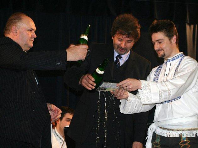 Amatéři pokřtili svoje první CD.