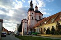 Křížovníci plánují opravy kláštera ve Znojmě-Hradišti.
