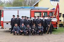 Sbor oleksovických hasičů letos oslaví 125 let.