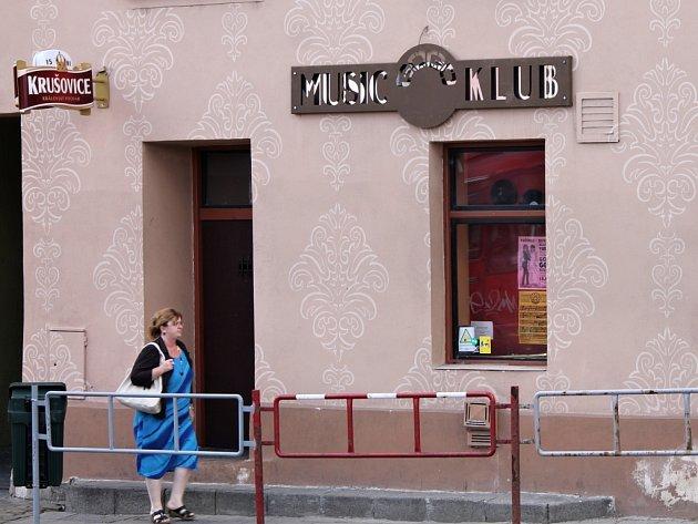 Známý znojemský hudební klub Gogo v Pražské ulici funguje již dvacet let.