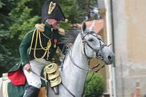 Před sobotní velkou napoleonskou bitvou u Dobšic poměřily už ve čtvrtek své síly skupinky znepřátelených vojsk ve Vrbovci.