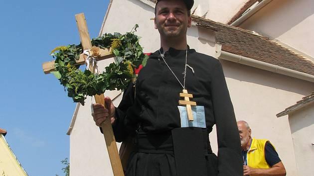 Poutě z Vranova na Velehrad organizuje Marek Dunda už osmnáct let.