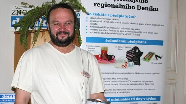 Alois Černoch vyhrál Tipligu.