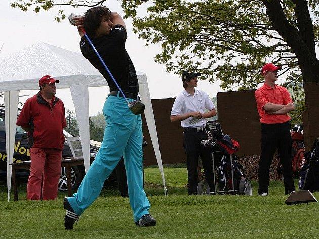 Golfista Milan Vantuch má za sebou velkou sportovní událost. Byl totiž součástí reprezentačního výběru na šestadvacáté letní univerziádě v čínském Shenzhenu.