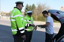 Během Velikonočního pondělí se uskutečnila policejní akce zaměřená na alkohol za volantem.