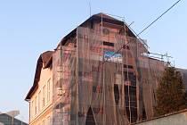 Zateplení domů v Hodonicích. Ilustrační foto.