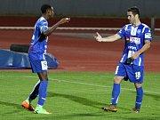 Ilustrační snímek ze zápasu 1.SC Znojmo FK - FK Varnsdorf