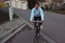 Petra Fuxová stále nadšeně sportuje. Má také výsledky.
