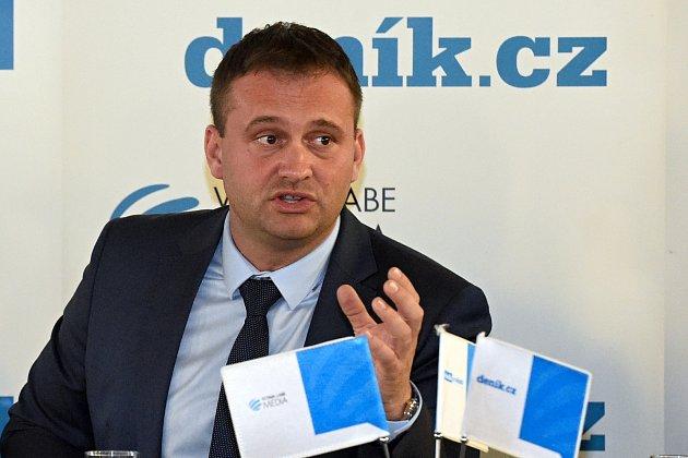 Jan Grois, starosta Znojma.