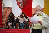 Václav Beran režíruje téměř čtvrtstoletí Znojemské historického vinobraní.