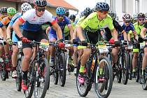 Tradiční cyklistický závod, Vinařská 50, se konal letos již podvacáté. Vítězem se stal Vojtěch Toman.