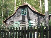 Rekreační chata na Vranovsku. Ilustrační foto.