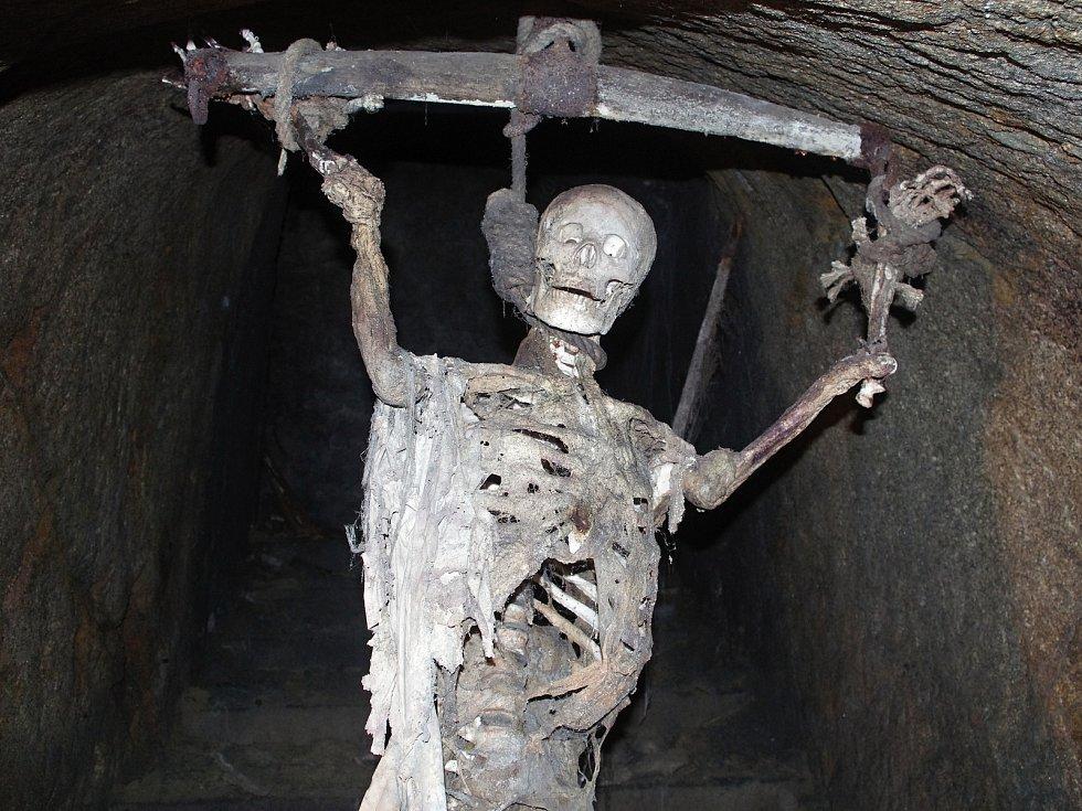 Znojemské podzemí je tradičním turistickým lákadlem.