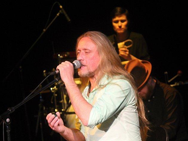 Součástí Střihavkova Vánočního turné bylo i Znojmo.