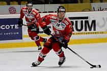 Znojemští hokejisté prohráli v maďarském Feherváru 0:4