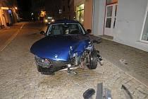 Nehoda ve Znojmě