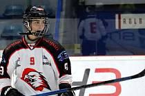 I když byl Matěj Smolka na Zimní olympiádě mládeže oceněn jako nejlepší hráč zápasu v utkání proti Vysočině, více si mladý Orel cenil nabytých zkušeností.
