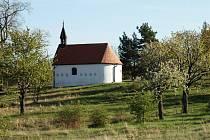 Jedním z největších ovocných sadů národního parku Podyjí je sad u popické kaple. Lidé se v něm na jaře mohou občerstvit například třešněmi, později jablky nebo hruškami.
