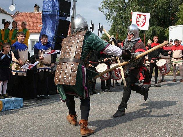 Jevišovické historické slavnosti 2011.