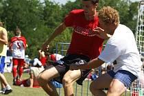 FCUP OPEN 2008. Mezinárodní turnaj v malé kopané startuje už tuto sobotu.